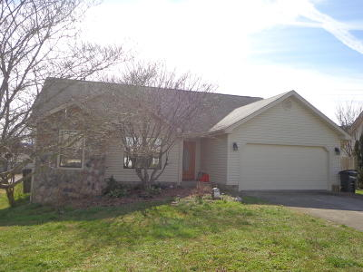 Maryville Single Family Home For Sale: 3239 Bloomfield Circle