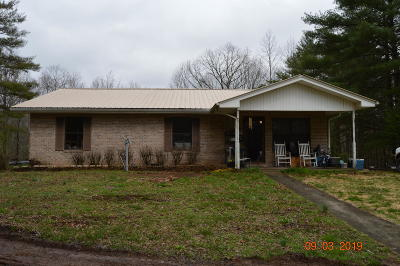 Tellico Plains Single Family Home For Sale: 585 Epperson Rd
