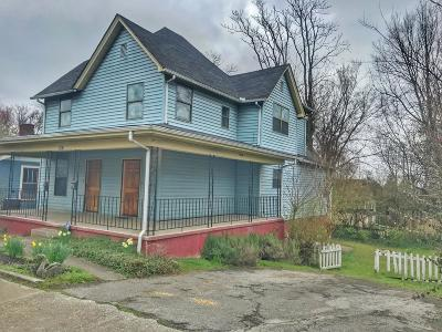 Knoxville Single Family Home For Sale: 1224 Luttrell St