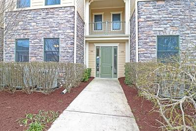 Union County Condo/Townhouse For Sale: 106 Waterside Circle