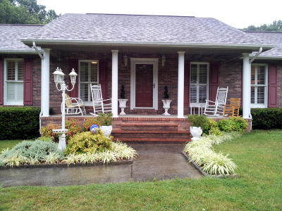 Crossville Single Family Home For Sale: 126 Meadow Drive