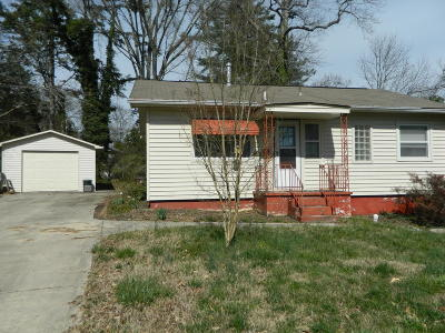 Anderson County, Campbell County, Claiborne County, Grainger County, Union County Single Family Home For Sale: 434 Delaware Ave