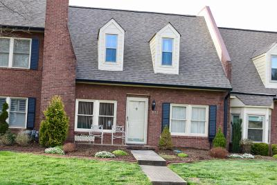 Knoxville Single Family Home For Sale: 333 Suburban Rd
