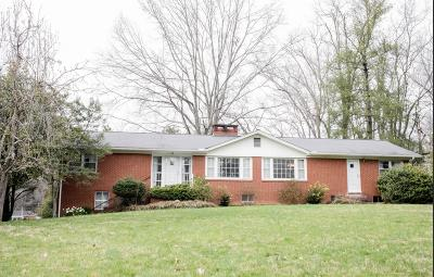 Anderson County Single Family Home For Sale: 617 S Chas G Seivers Blvd