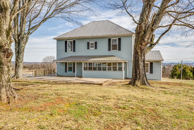 Hamblen County Single Family Home For Sale: 6960 W Andrew Johnson Hwy