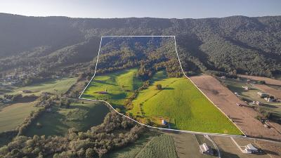 Anderson County, Campbell County, Claiborne County, Grainger County, Hancock County, Hawkins County, Jefferson County, Union County Residential Lots & Land For Sale: Cross Valley Rd