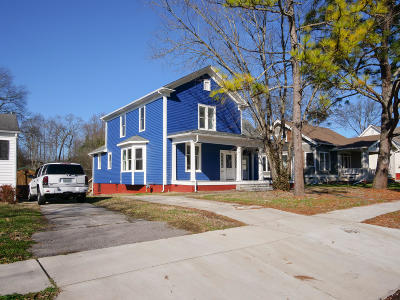 Knoxville Single Family Home For Sale: 3031 E 5th Ave