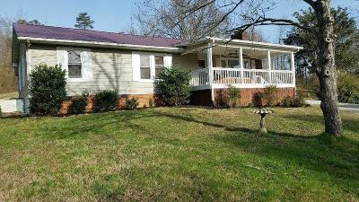 Clinton Single Family Home Pending: 1716 Old Lake City Hwy