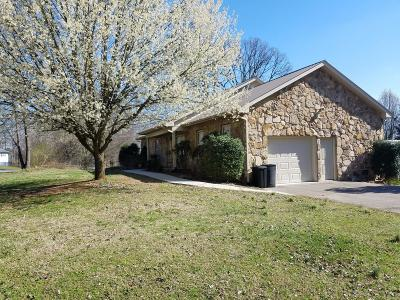 Maryville Single Family Home For Sale: 1814 Highland Rd