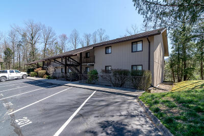 Gatlinburg Condo/Townhouse For Sale: 221 Woodland Rd #302