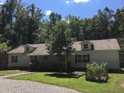 Single Family Home For Sale: 2221 Goodson Tr