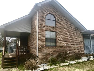 Maryville Condo/Townhouse Pending - Continue To Show: 1205 S Rachaels Circle
