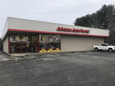 Blount County Commercial For Sale: 2701 E Broadway Ave