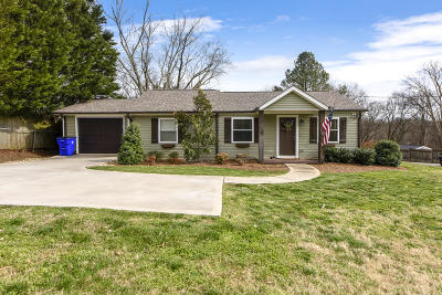 Knoxville Single Family Home For Sale: 1620 Duncan Rd