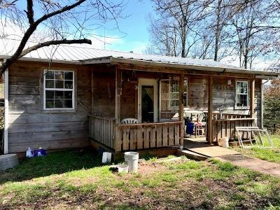 Single Family Home For Sale: 529 Dry Creek Rd