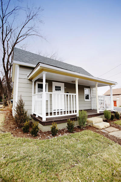 Knoxville Single Family Home For Sale: 911 University Ave
