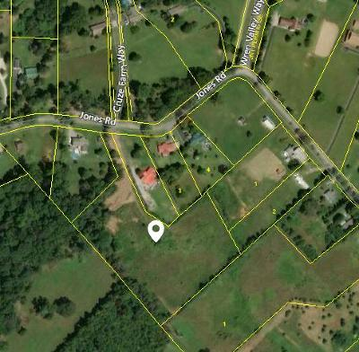 Knoxville Residential Lots & Land For Sale: 5523-B Jones Rd