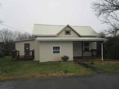 Maryville TN Single Family Home For Sale: $89,900