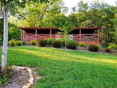 Tellico Plains Single Family Home For Sale: 1505 Belltown Rd