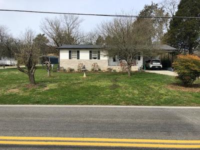 Union County Single Family Home For Sale: 1324 Tazewell Pike