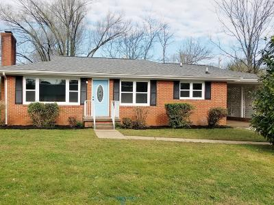 Maryville Single Family Home Pending - Continue To Show - I: 2805 Robert Ave