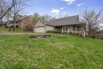 Maryville Single Family Home For Sale: 2218 Argonne Drive