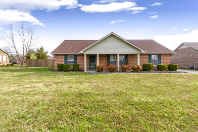 Maryville Single Family Home For Sale: 1310 Lancaster Lane