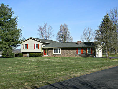 White Pine Single Family Home For Sale: 3038 Harrison Rd