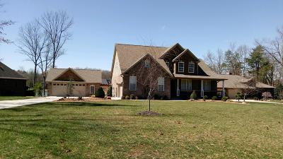 Crossville Single Family Home For Sale: 143 Goose Pointe Circle