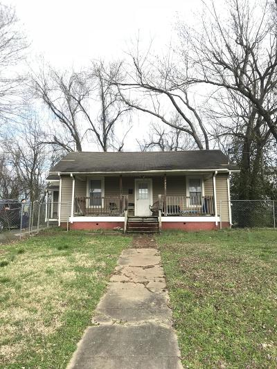 Knoxville Single Family Home For Sale: 4035 Stanley Ave