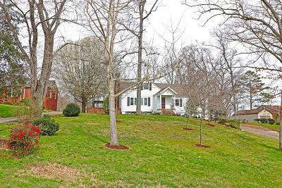 Knoxville Single Family Home For Sale: 6000 Kaywood Rd