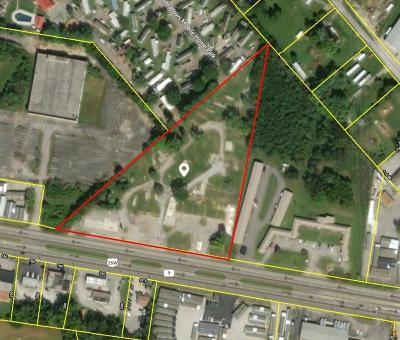 Knox County Commercial For Sale: 7130 Clinton Hwy