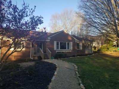 Maryville TN Single Family Home For Sale: $289,900