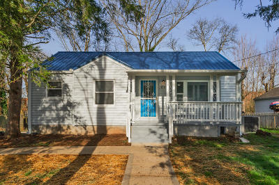 Knoxville Single Family Home For Sale: 3707 S Haven Rd