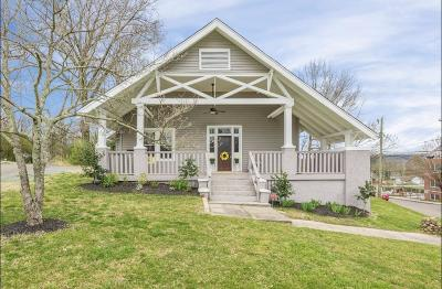 Knoxville Single Family Home For Sale: 202 Campus Lane