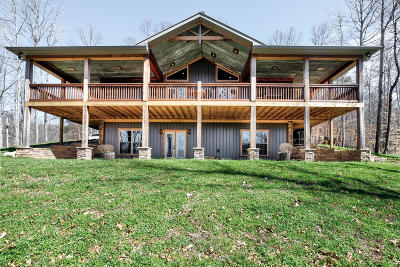 Anderson County, Campbell County, Claiborne County, Grainger County, Union County Single Family Home For Sale: 365 Hiwassee Drive
