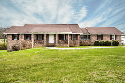 Loudon Single Family Home For Sale: 3875 River Rd