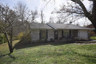 Knoxville Single Family Home For Sale: 1105 Carollwood Rd
