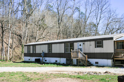 Caryville Single Family Home For Sale: 2435 Hwy 116