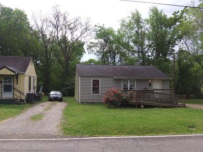Knoxville Single Family Home For Sale: 2640 Wilson Ave