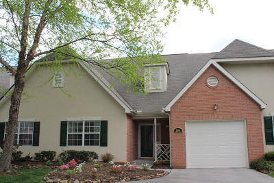 Knoxville Single Family Home For Sale: 2644 Knob Creek Lane