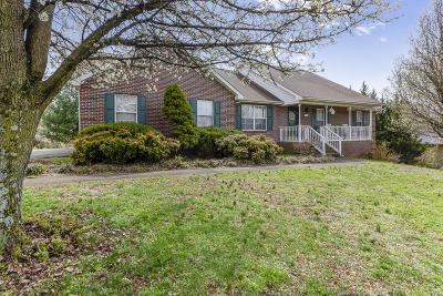 Greenback Single Family Home For Sale: 5416 Evergreen Farms Lane
