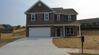 Maryville Single Family Home For Sale: 2622 Mildred Meadows Drive