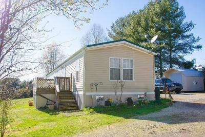 Kodak Single Family Home For Sale: 3731 Catewright Rd.
