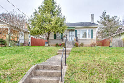 Knox County Single Family Home For Sale: 1713 E Glenwood Ave