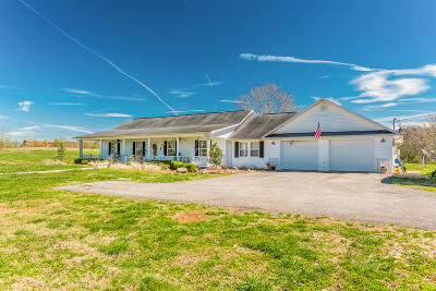 Loudon County Single Family Home For Sale: 2641 Stockton Valley Rd