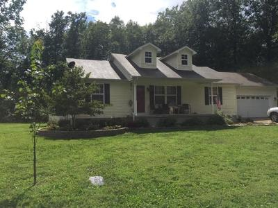 Crossville Single Family Home For Sale: 3114 Manhato Road