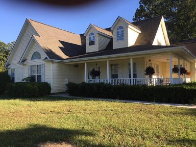 Single Family Home For Sale: 231 Annadell Cemetary Rd