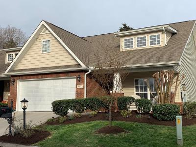 Knoxville Condo/Townhouse For Sale: 642 Loop Rd