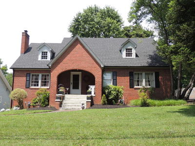 Fountain City Single Family Home For Sale: 5311 Jacksboro Pike